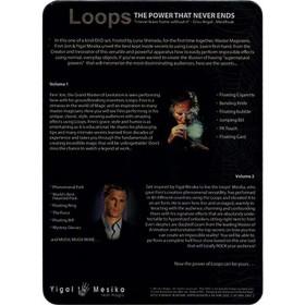 DVD - Loops Vol. 1 & 2 (Deluxe 2 DVDs)  - Y. Mesika y Finn Jon