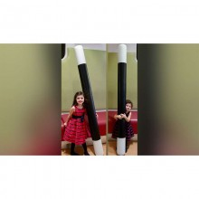 Varita Inflable Gigante (Airship Wand) de Silly Billy