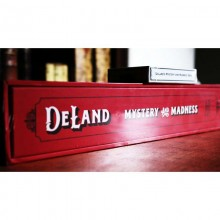 DeLand: Mystery and Madness by Richard Kaufman (Book and Cards)