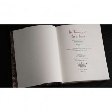 The Aretalogy of Vanni Bossi by Stephen Minch - Book