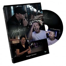 DVD - Touched by Morgan Strebler and SansMinds