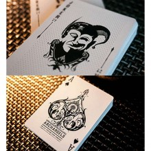 Bicycle Arch Angel Cards by USPCC