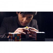 Rubik's Dream (Gimmicks and Online Instructions) by Henry Harrius - Trick