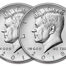 Kennedy Half Dollar - Mint Condition