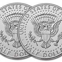 Magic with Coins Kennedy Half Dollar - Mint Condition TiendaMagia - 1