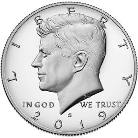 Magia con Monedas Moneda de Medio Dólar Kennedy Sin Estrenar TiendaMagia - 3