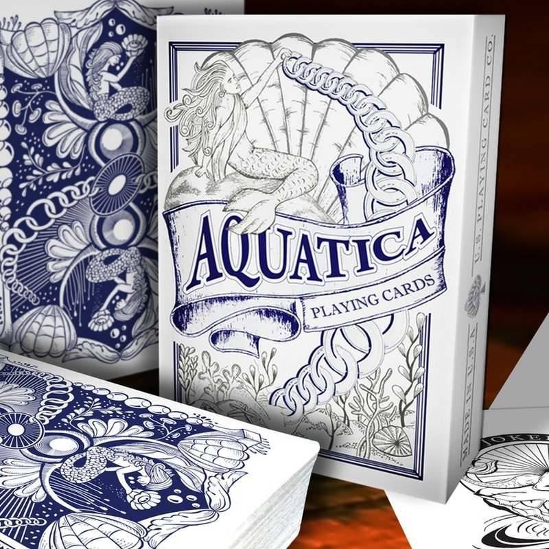 Baraja Aquatica - MagicWorld