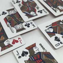 Accessories LUXX Palme Playing Cards TiendaMagia - 8