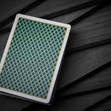 Accessories Green Luxury Expert at the Card Table Playing Cards (Limited edition) TiendaMagia - 2