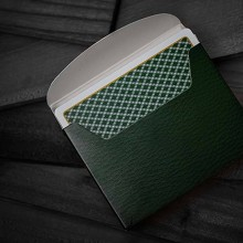 Accessories Green Luxury Expert at the Card Table Playing Cards (Limited edition) TiendaMagia - 3