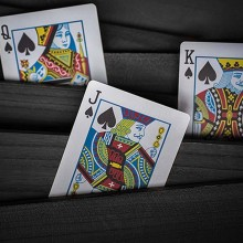 Accessories Green Luxury Expert at the Card Table Playing Cards (Limited edition) TiendaMagia - 4