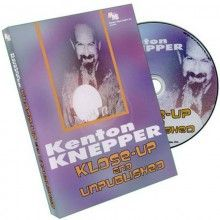 DVD - Klose-Up e Inéditos - Kenton Knepper