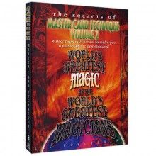 DVD 2- Domina la Técnica con Cartas - World's Greatest Magic