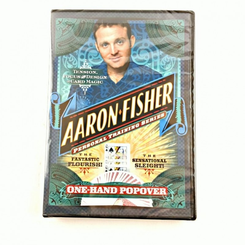 DVD - One-Hand Popover by Aaron Fisher