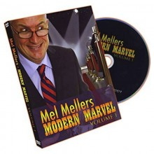 DVD Stage and Parlour Magic DVD - Modern Marvel Vol. 1-2  by Mel Mellers TiendaMagia - 2