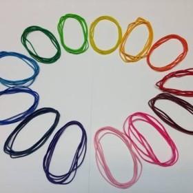 Bandas Elásticas - Joe Rindfleisch 19 (65 bandas Multicolor)