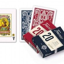 Cards Spanish Playing Cards Poker 20/55 - Fournier TiendaMagia - 3