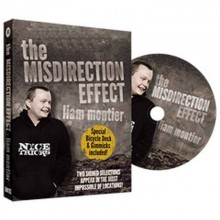 Card Tricks The Misdirection Effect (DVD and Gimmick) by Liam Montier TiendaMagia - 1