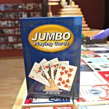 Cards Jumbo Playing Cards - Double Force - Azul TiendaMagia - 2