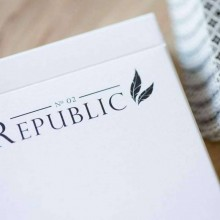 Cards Republic Playing Cards 2 - Ellusionist (Out of print) TiendaMagia - 1