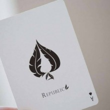 Cards Republic Playing Cards 2 - Ellusionist (Out of print) TiendaMagia - 4