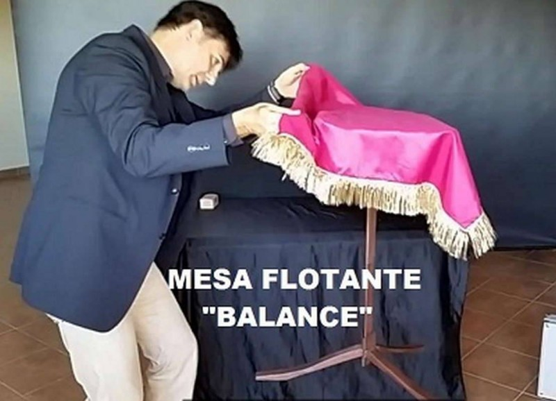 Accessories Floating Table Balance TiendaMagia - 1