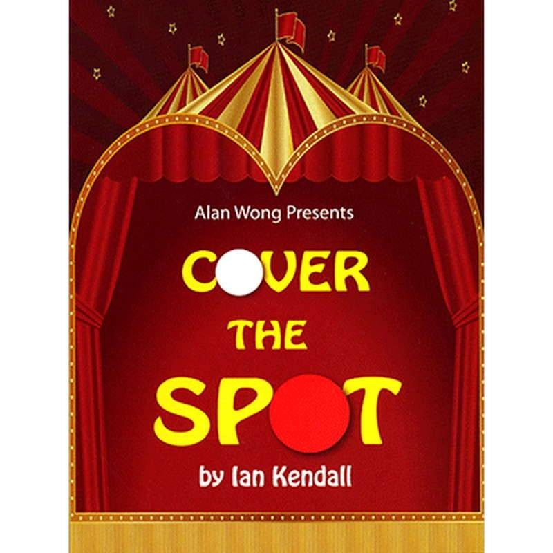 Close Up Cover the Spot by Ian Kendall and Alan Wong TiendaMagia - 1