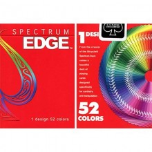 Accessories Spectrum Edge Deck by US Playing Card TiendaMagia - 1
