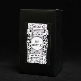 Botella maldita de Zanders Magical Apparatus
