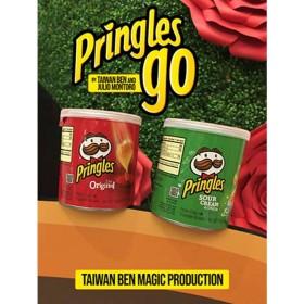 Pringles Go (Verde a Rojo) de Taiwan Ben y Julio Montoro