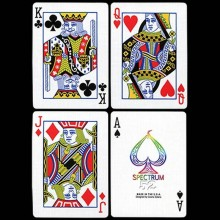 Accessories Spectrum 52 Deck by US Playing Card TiendaMagia - 4