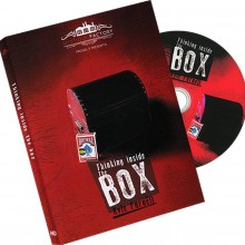 Magic DVDs DVD - Thinking Inside the Box by Kyle Purnell TiendaMagia - 1