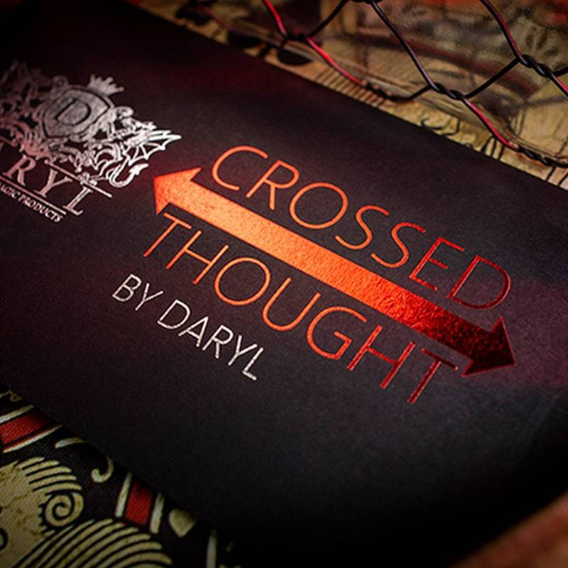 Card Tricks Crossed Thought by Daryl Fooler Doolers - Daryl - 6