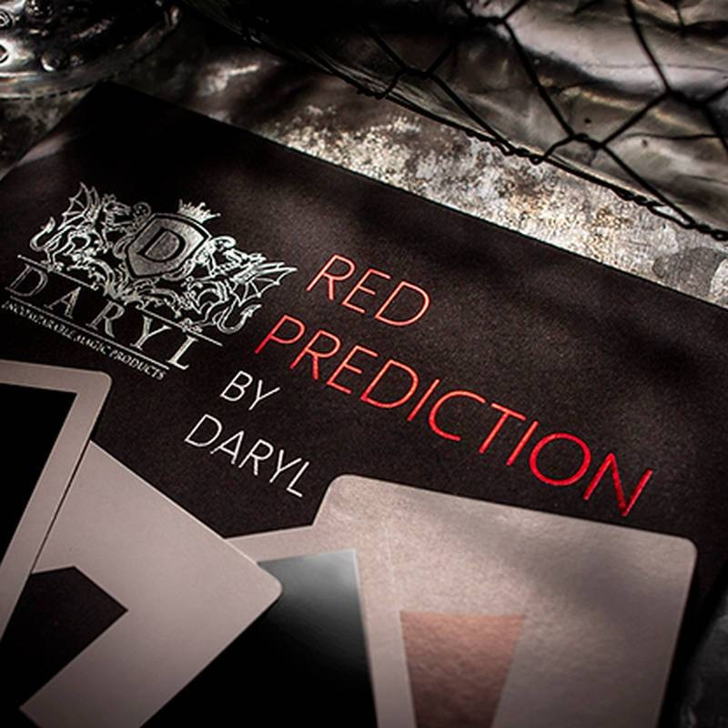 Card Tricks The Red Prediction by Daryl Fooler Doolers - Daryl - 1