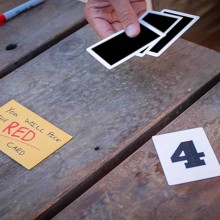 Card Tricks The Red Prediction by Daryl Fooler Doolers - Daryl - 3