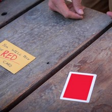 Card Tricks The Red Prediction by Daryl Fooler Doolers - Daryl - 4