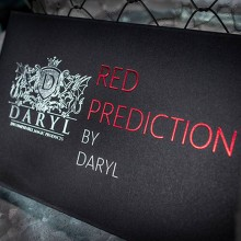 Card Tricks The Red Prediction by Daryl Fooler Doolers - Daryl - 6