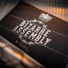Bizarre Assembly (Gimmicks and Online Instruction) by DARYL - Trick
