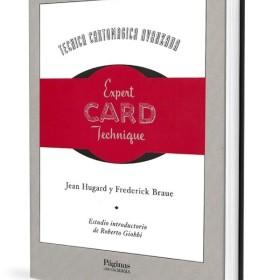 Magic Books Tecnica Cartomagica Avanzada - Hugard y Braue - Book in spanish Editorial Paginas - 1
