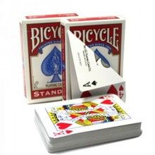 Cards Bicycle Double-Faced Deck - Poker Size TiendaMagia - 5