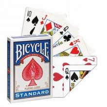 Cards Bicycle Double-Faced Deck - Poker Size TiendaMagia - 6