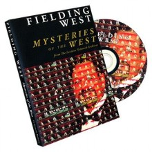 Magic DVDs DVD - Mysteries of the West by Fielding West TiendaMagia - 1