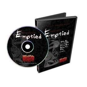 DVD - Vaciada - Paul Kostrach y James Clark