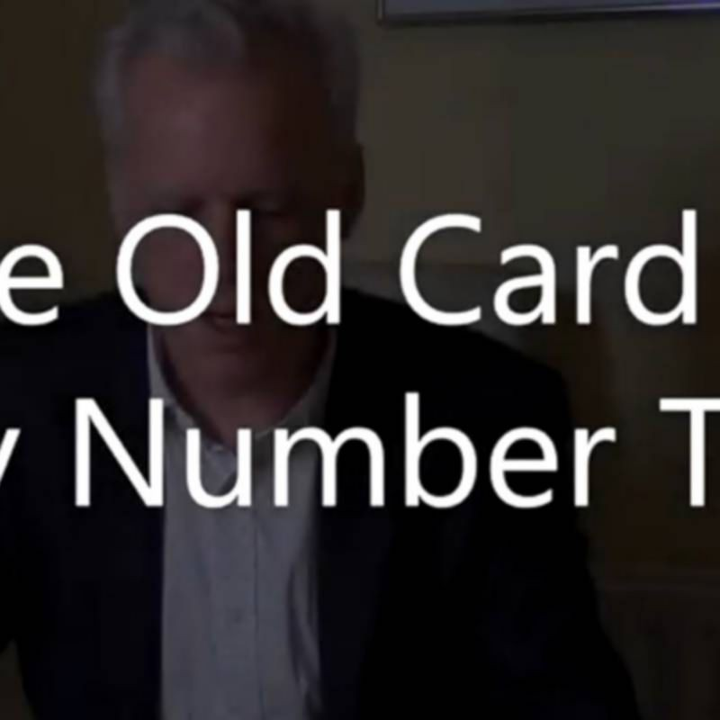 TOCAANT (The Old Card At Any Number Descarga) by Brian Lewis video DESCARGA
