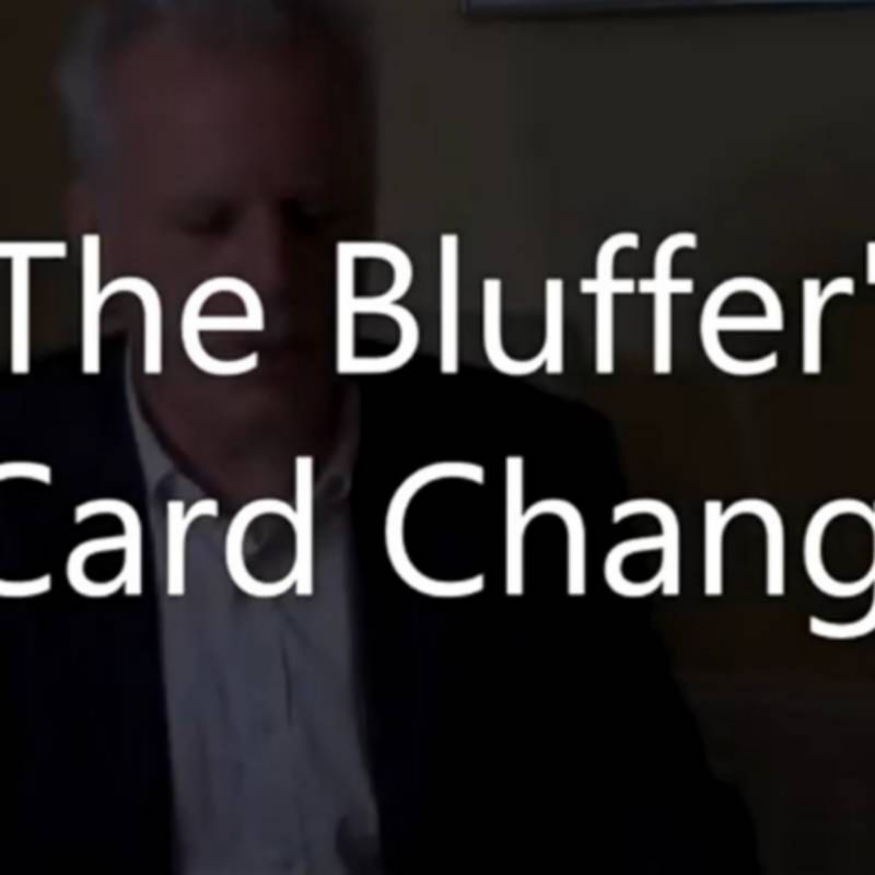 The Bluffers Card Change by Brian Lewis video DESCARGA