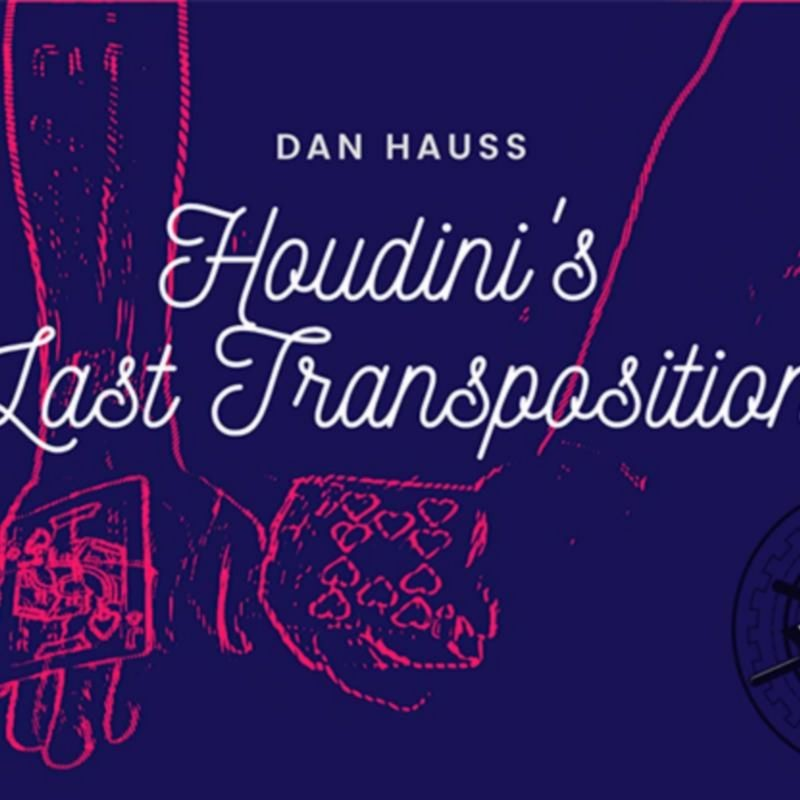 The Vault - Houdini's Last Transposition by Dan Hauss video DOWNLOAD