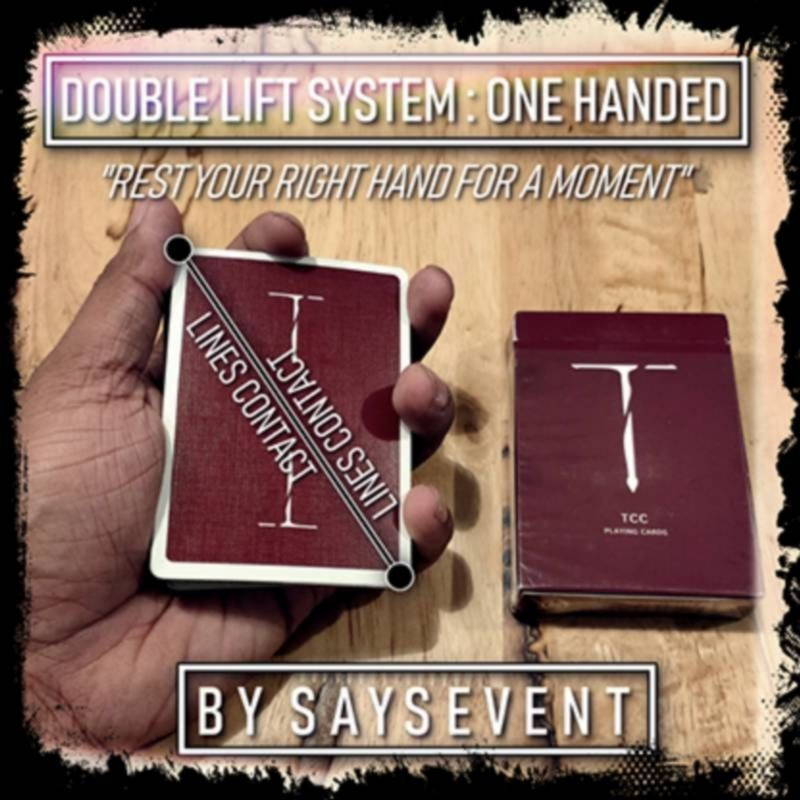 Double Lift System: ONE HANDED by SaysevenT video DESCARGA