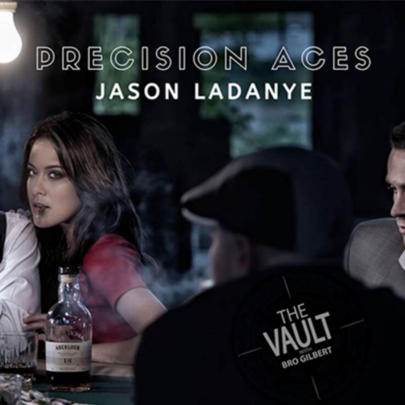 The Vault - Precision Aces by Jason Ladanye video DESCARGA