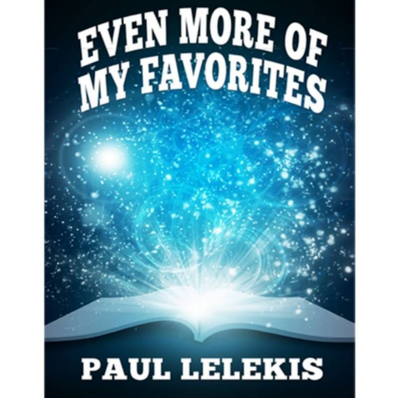 Even More of My Favorites by Paul A. Lelekis Mixed Media DOWNLOAD