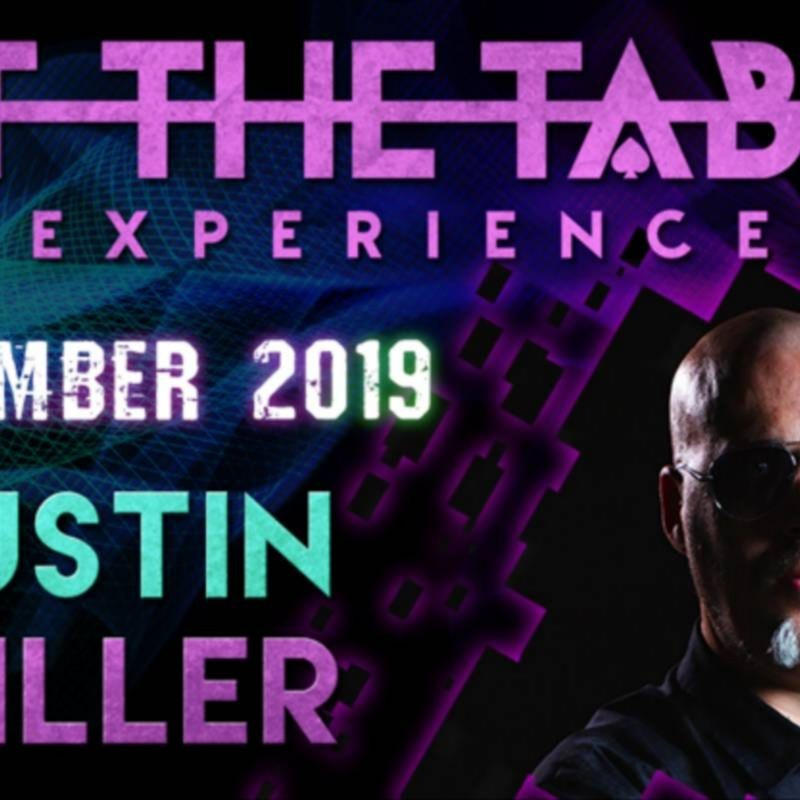 At The Table Live Lecture Justin Miller 2 September 4th 2019 video DESCARGA